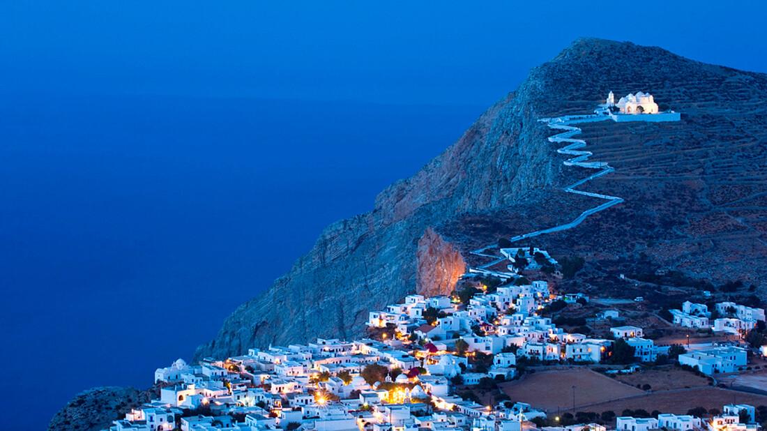 Τα ελληνικά νησιά που κατέκτησαν την Ευρώπη