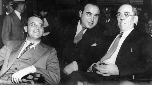 Πώς οι αμερικανικές αρχές έπιασαν τον Al Capone