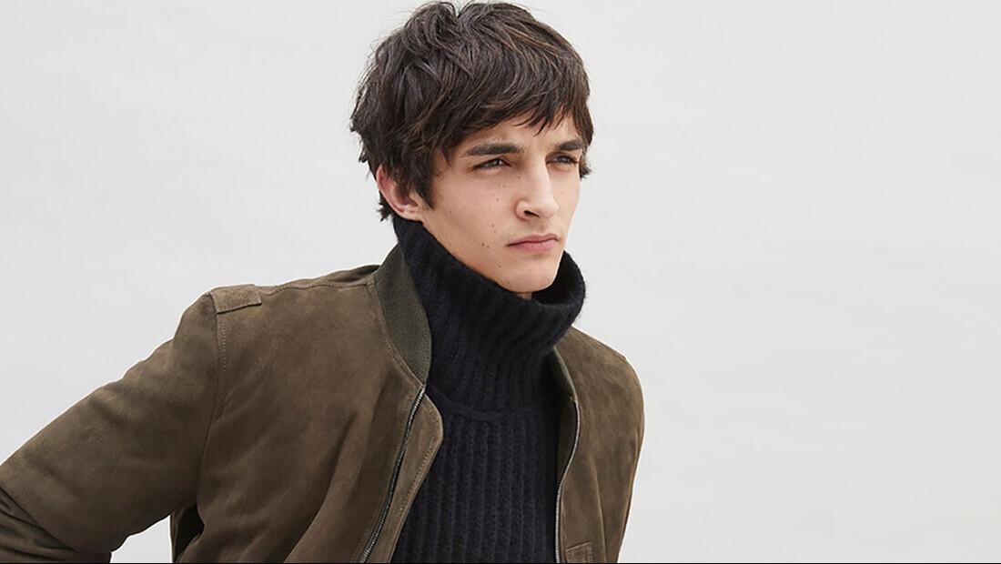 Υπάρχουν πολλοί τρόποι να φορέσεις ένα suede jacket