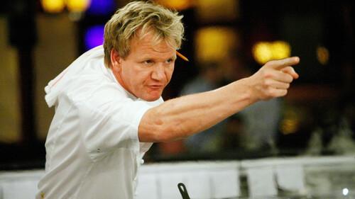 O Gordon Ramsay έχει κάτι να σου πει για τα πιάτα που ανεβάζεις στο προφίλ σου