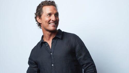Ο Matthew McConaughey δεν φοβήθηκε να γίνει ο άντρας που ονειρεύτηκε