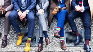 Αν θες να έχεις στυλ χρειάζεσαι και τη σωστή κάλτσα