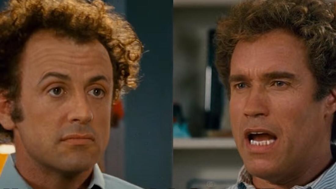 Τελικά οι Sylvester Stallone και Arnold Schwarzenegger είναι κολλητοί
