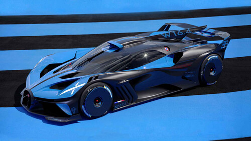 H Bugatti δε λέει να ηρεμήσει