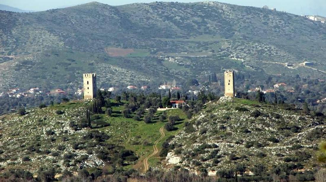 Αυτοί είναι οι άγνωστοι δίδυμοι πύργοι της Ελλάδας