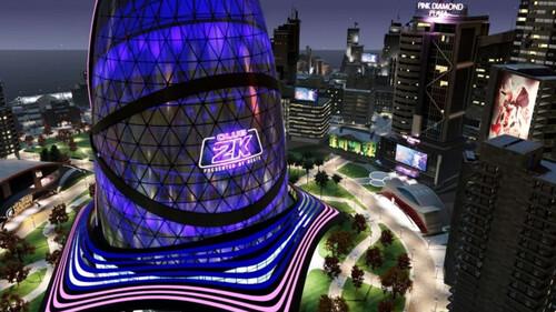 """Η 2K Games σε καλωσορίζει στο """"The City"""""""