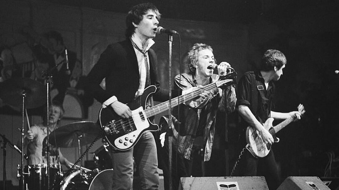 Όταν οι Sex Pistols ξεκινούσαν τη μουσική επανάστασή τους