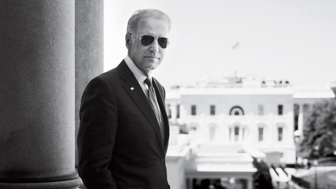 Ο Joe Biden έχει στο στυλ του κάτι από Top Gun