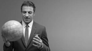 Ένα «grazie» ειναι λίγο μπροστά στο μεγαλείο του Alessandro Del Piero