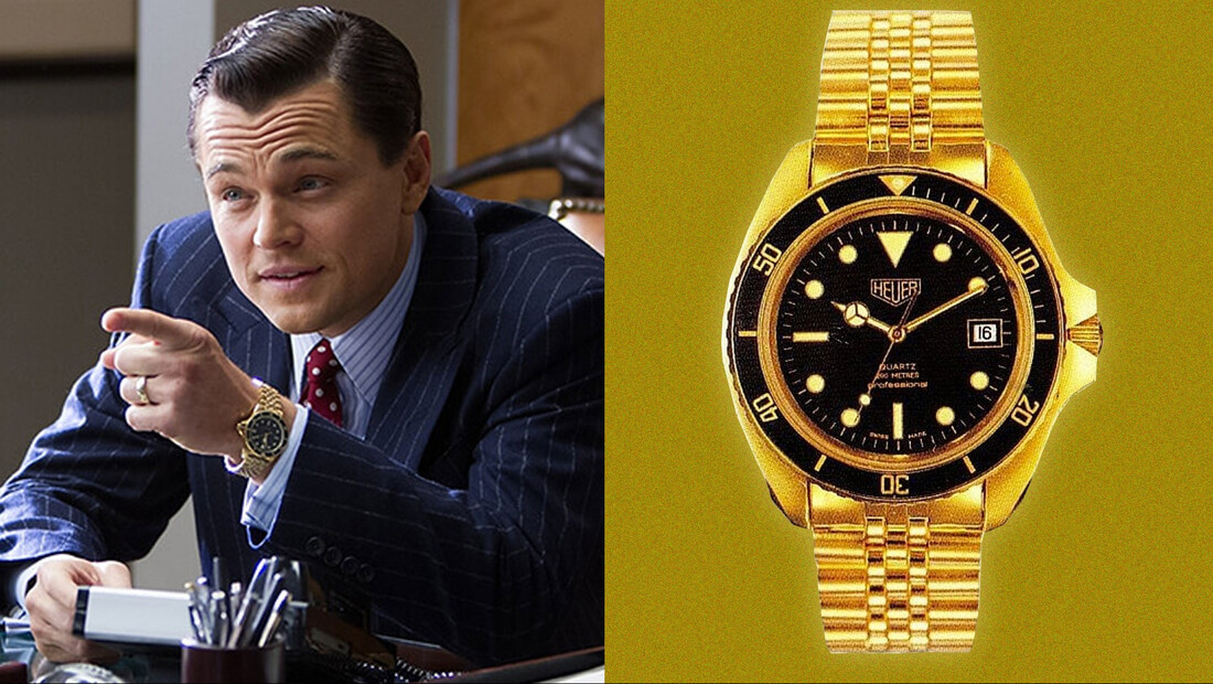Mόνο οι Λύκοι της Wall Street φοράνε τέτοια ρολόγια στον καρπό τους