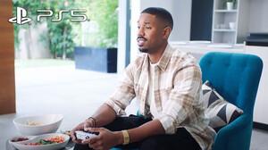 Είσαι τόσο ερωτευμένος με το PS5 όσο ο Michael B. Jordan;