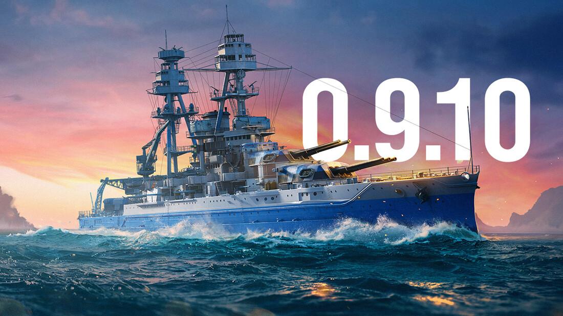 WORLD OF WARSHIPS: Ανακοινώνει νέο Limited Battle Mode και δεύτερο στάδιο event για U.S. Battleships