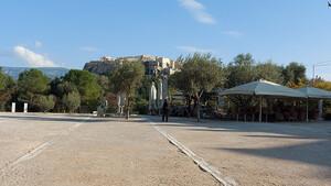 Στην εποχή του Lockdown το κέντρο της Αθήνας θυμίζει Αποκάλυψη