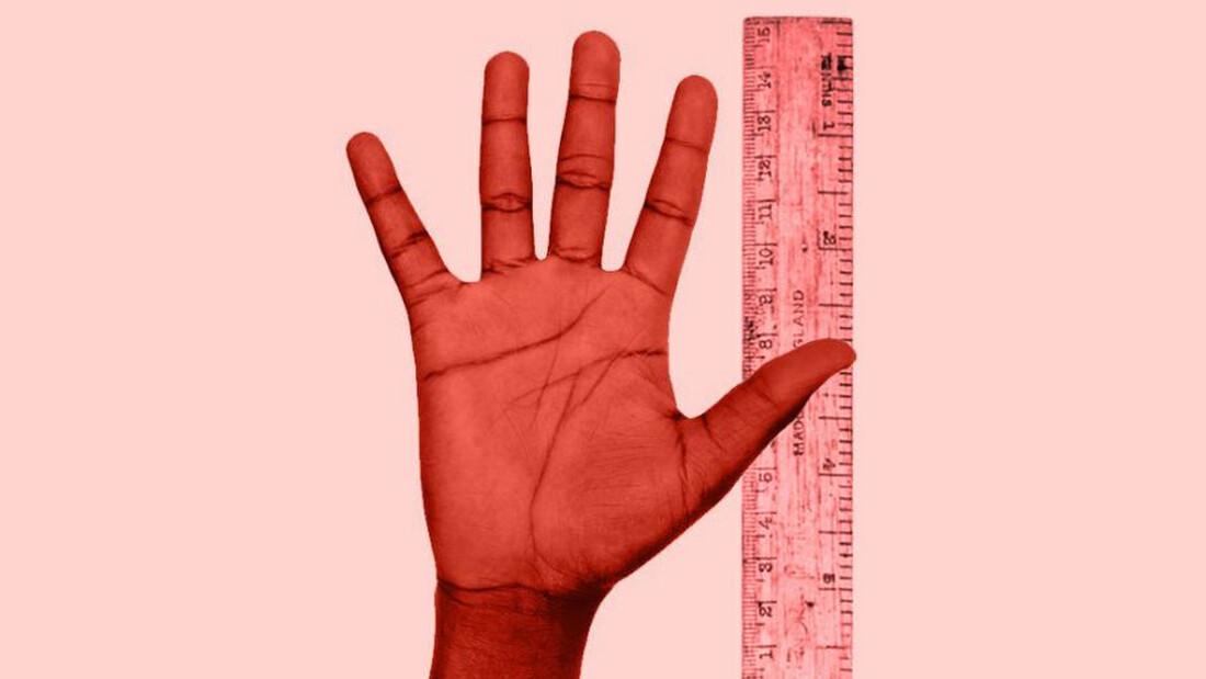 Τι λένε τα χέρια και πόδια σου για τον ανδρισμό σου