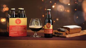 Το gingerbread με γεύση Guinness μοιάζει ιδανικό για τα Χριστούγεννα