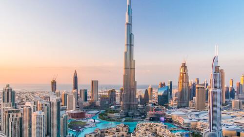 Τι ύψος έχει το ψηλότερο κτίριο στον κόσμο;