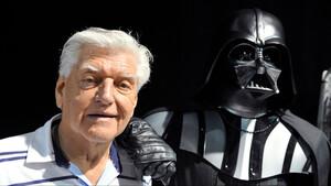 Darth Vader: Η «Δύναμη» θα είναι πάντα με τον David Prowse