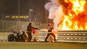 Στη Formula One πάντα θα ρισκάρεις τη ζωή σου