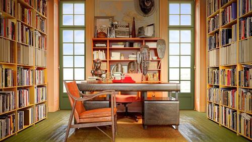 Πώς θα έμοιαζε το γραφείο σου αν στο έφτιαχνε ένας διάσημος σκηνοθέτης