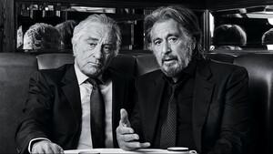 Al Pacino και De Niro ξανά μαζί σε ταινία