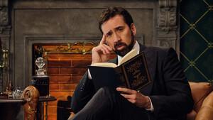 O Nicolas Cage το ρίχνει επισήμως στο εγκυκλοπαιδικό βρισίδι