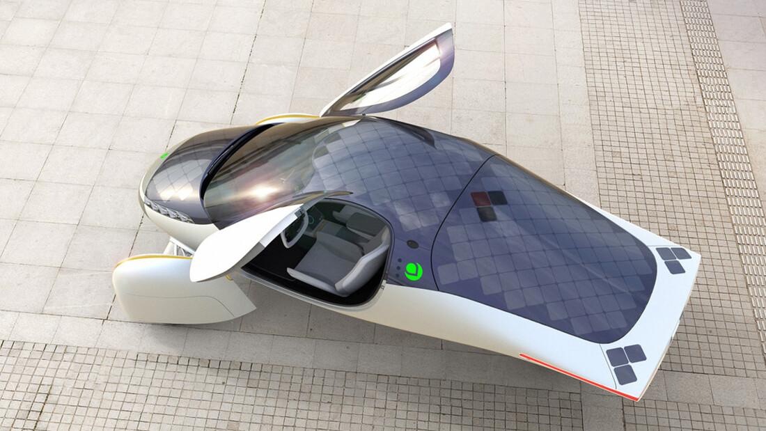 Γιατί το solar αυτοκίνητο της Aptera ξεπούλησε μέσα σε 24 ώρες;