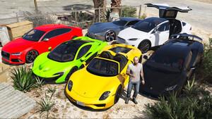 Δείτε τον σχεδιαστή των Ferrari, Maserati και McLaren να βαθμολογεί τα αυτοκίνητα του GTA V