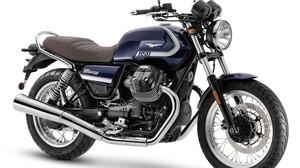 H νέα Moto Guzzi V7 ανανεώνεται πλήρως παραμένοντας ίδια