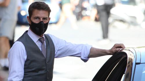 Εκτός ελέγχου στο πλατό του Mission Impossible 7 ο Tom Cruise