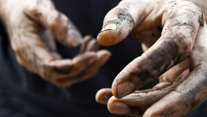 Ποια χέρια είναι πιο βρώμικα, του άντρα ή της γυναίκας;