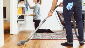 Ξέρεις πόσα χιλιόμετρα διανύεις, κάνοντας δουλειές του σπιτιού;