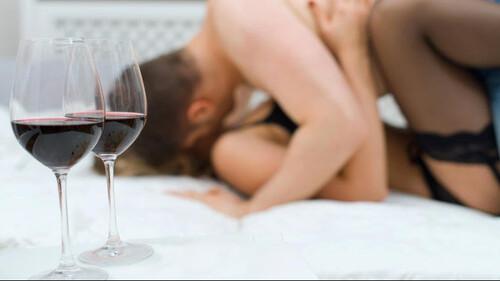 Ποιο είναι το ποτό που ανεβάζει τη λίμπιντο;