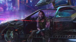 Ο Keanu Reeves παίζει τον ρόλο της ζωής του στο Cyberpunk 2077