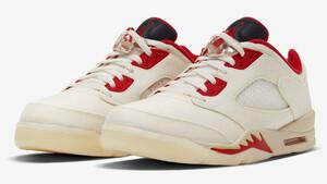 Τα νέα Air Jordan 5 Low μας κάνουν ποδαρικό για την Κινέζικη Πρωτοχρονιά