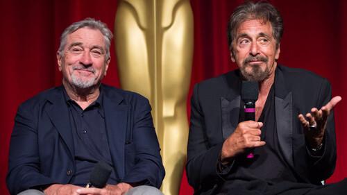 Al Pacino ή Robert De Niro;