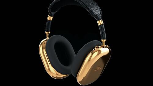 Θα έδινες 108.000 δολάρια για αυτά τα χρυσά Airpods Max;