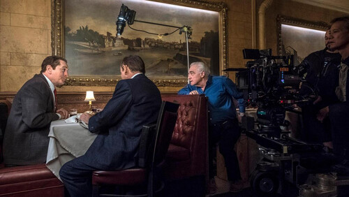 Ο Scorsese αποκαλύπτει τι τον έκανε να ξαναγυρίσει στις γκανγκστερικές ταινίες με το Irishman