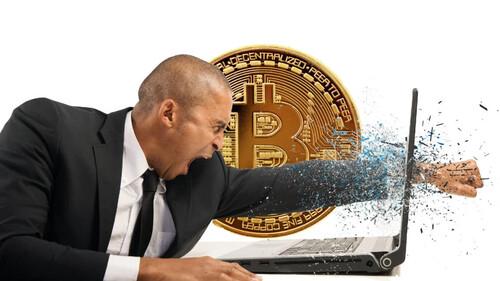 Αυτός ο τύπος ξέχασε τον κωδικό για τα 303 εκατομμύρια Bitcoin του