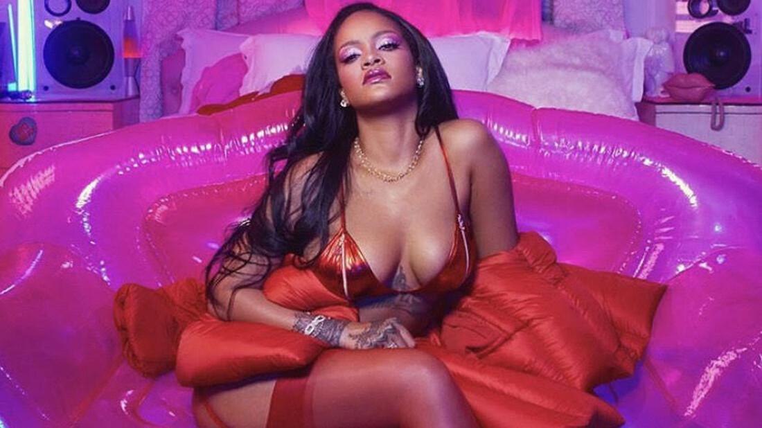 Η Rihanna μας αποκαλύπτει ποιο είναι το αγαπημένο της χρώμα