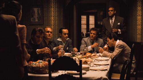 Οι σκηνές στο Godfather που μας έκαναν να πεινάσουμε