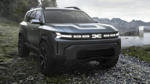 To Dacia Bigster είναι ένα SUV που δεν φοβάται τις λάσπες