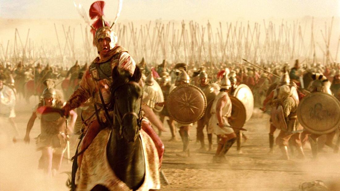 Η νέα σειρά με τον Μέγα Αλέξανδρο καλπάζει προς τις οθόνες μας