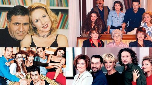 Σε ποιες περιοχές ήταν τα διάσημα σπίτια των τηλεοπτικών σειρών;