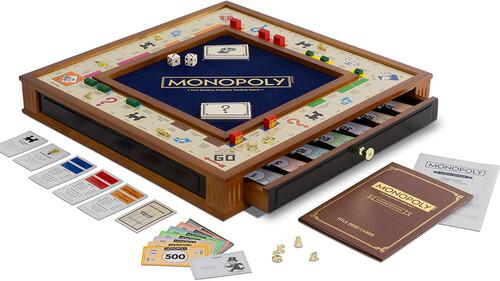 Η αυθεντική Monopoly στην πιο luxury έκδοσή της