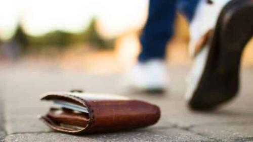 Ποια είναι η διαδικασία που πρέπει να κάνεις αν χάσεις το πορτοφόλι σου