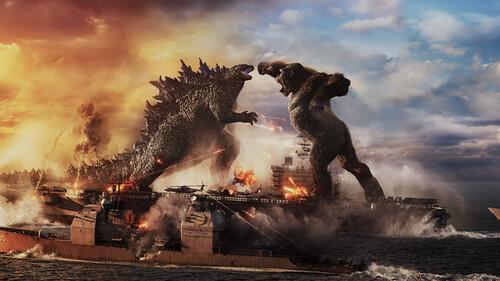 Godzilla vs Kong: Το πρώτο trailer μας ετοιμάζει για τον χαμό που έρχεται