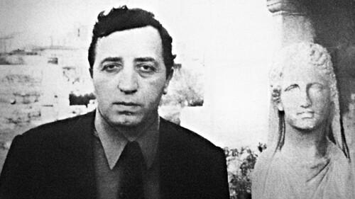 Γιώργος Ιωάννου: Πώς είναι να γειτονεύεις με το φάντασμα ενός ιδιαίτερου Έλληνα λογοτέχνη