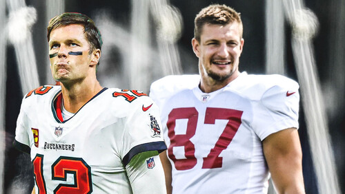 Brady και «Gronk» θέλουν απλώς να κάνουν το κέφι τους