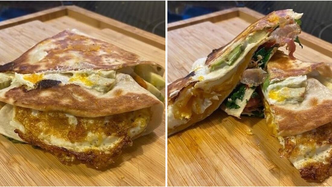 Τα Tortilla Tricks είναι η νέα μόδα που πρέπει να δοκιμάσεις