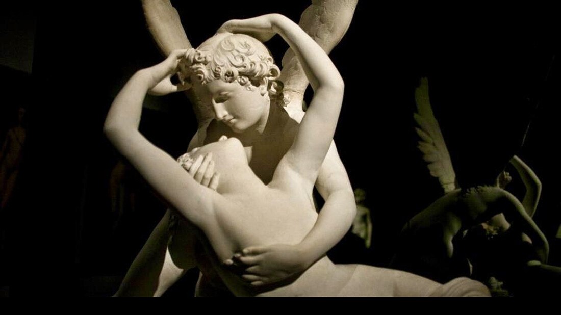Αντί για τον Άγιο Βαλεντίνο ας γιορτάζαμε τον αρχαιοελληνικό Έρωτα